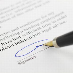 ビジネス契約書